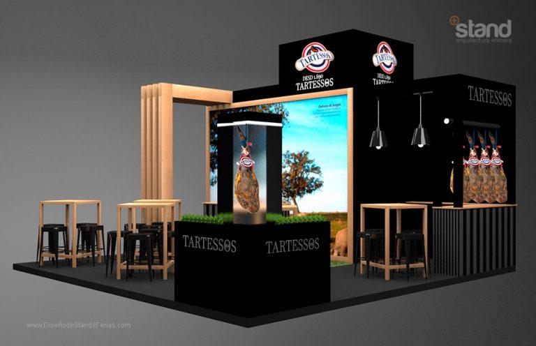 Diseño, Producción y Montajes de Stands.