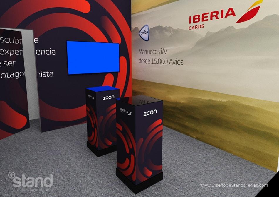Iberia Cards en FITUR 2018