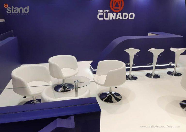 Stand Grupo Cuñado Barcelona 2018