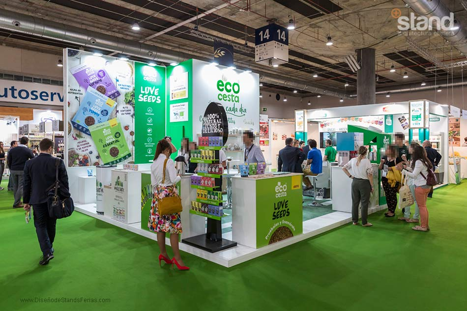 Stand+ presente en <strong>Organic Food Iberia</strong> 2019